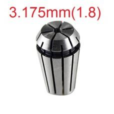 کولت فنری استاندارد ER11 دارای ابزارگیر 3.175mm